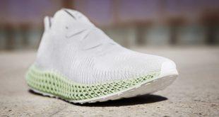 Adidas lanza ALPHAEDGE 4D FW18, un nuevo zapato deportivo impreso en 3D
