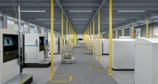 Siemens apunta a la industrialización de la impresión 3D con Materials Solutions, una instalación de €30M
