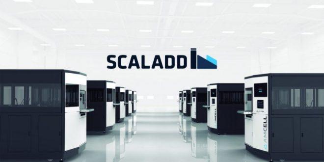 Elnik Systems se une al consorcio SCALADD de TRIDITIVE para la producción AM