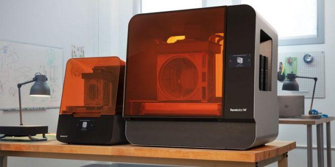 Formlabs presenta las impresoras 3D Form 3 y 3L Low Force SLA