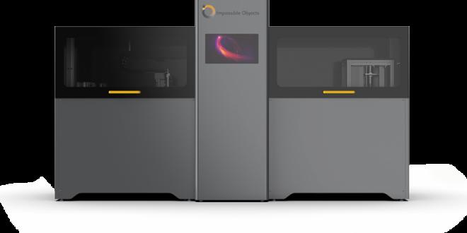 La nueva impresora 3D CBAM-2 de Impossible Objects