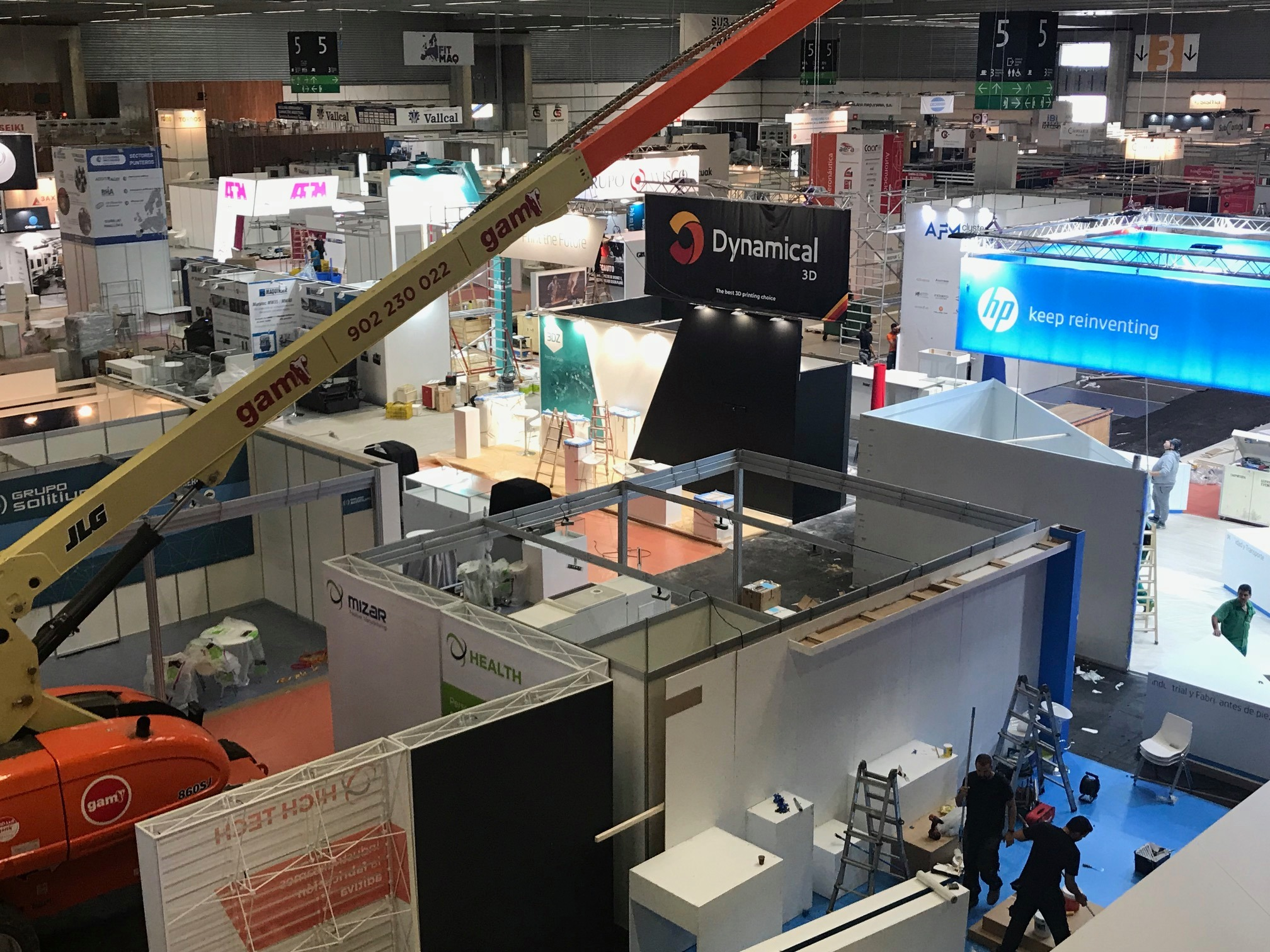 Preparations ongoing at ADDIT3D 2019