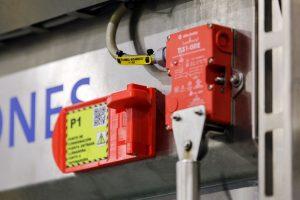 Cerradura de seguridad impresa en 3D