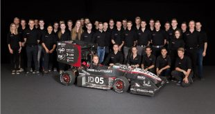 El escáner 3D FreeScan X5 de SHINING 3D ayuda al equipo de carreras de Student Formula a mejorar la estructura de la carcasa