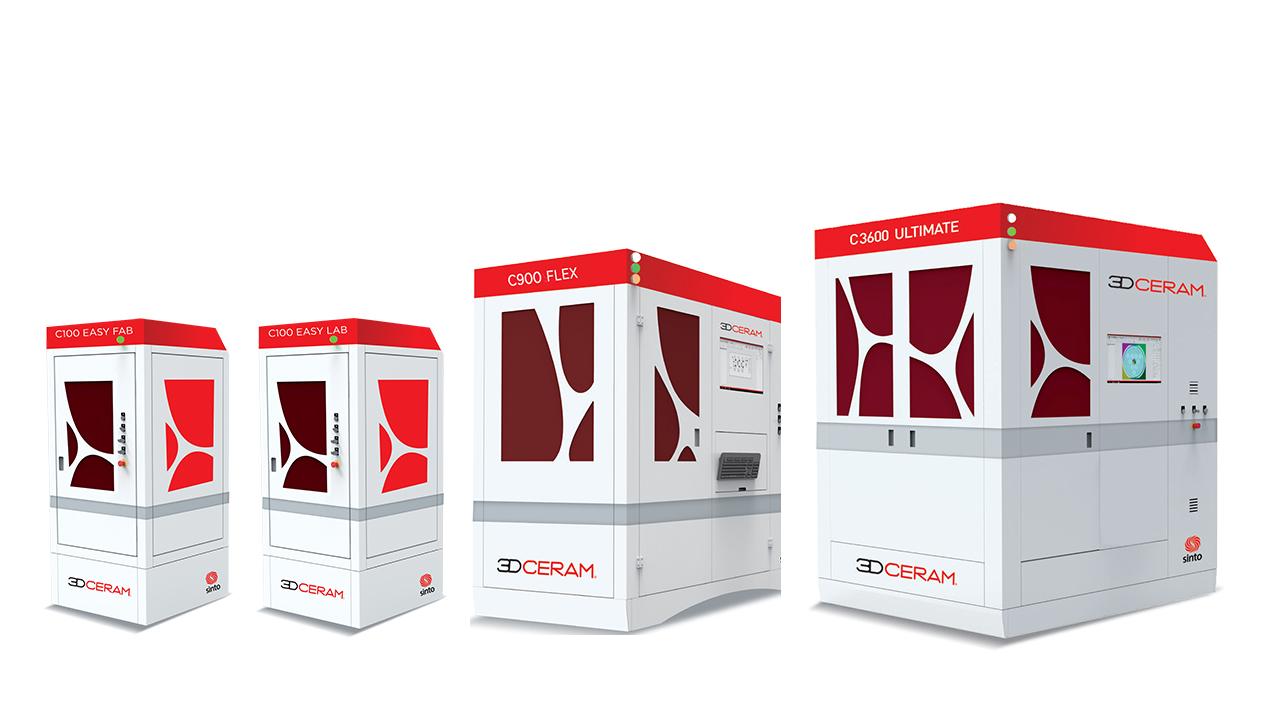 Sicnova incorpora la fabricación avanzada con cerámica de 3DCeram